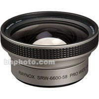 Raynox SRW-6600-58, 0.66x Wide Angle Lens (Silver)