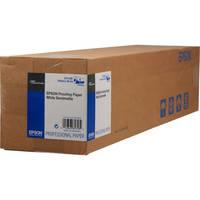"Epson Commercial Proofing White Semimatte Inkjet Paper (24"" x 100' Roll)"