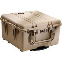 Pelican 1640 Transport Case with Foam (Desert Tan)