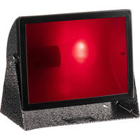 "Doran Economy Darkroom Safelight with Red Filter - 5 x 7"""