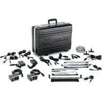 """Kino Flo Mini Flo 9"""" Fluorescent System Kit (100-250VAC/12VDC)"""
