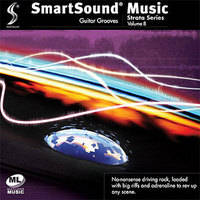 SmartSound Sample DVD: Guitar Grooves - Strata Series Volume 8