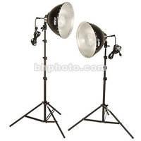 Smith-Victor KFL-32 2-Light 700 Watt Fluorescent DigiLight Kit (120V)