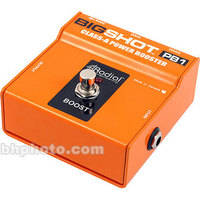 Radial Engineering Bigshot PB1 Vari-Boost Power Booster