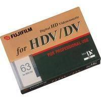 Fujifilm HDV Cassette (63 Minute)