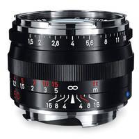 Zeiss 50mm f/1.5 ZM Lens - Black