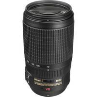 Nikon AF-S VR Zoom-NIKKOR 70-300mm f/4.5-5.6G IF-ED Telephoto Zoom Lens