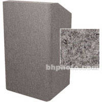 Sound-Craft Systems Floor Lectern Rounded Corners (Gunmetal)