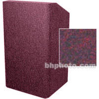 Sound-Craft Systems Floor Lectern Rounded Corners (Brick)
