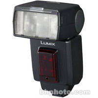 Panasonic DMW-FL500 Shoe Mount Flash (Guide No. 164'/50 m at 85mm)