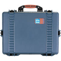 Porta Brace PB-2650DK Hard Case with Divider Kit Interior (Blue)