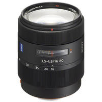 Sony Zeiss 16-80mm f/3.4-4.5