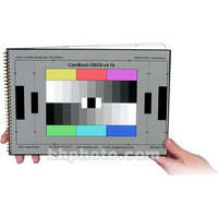 DSC Labs CamBook-4 Test Chart Folder
