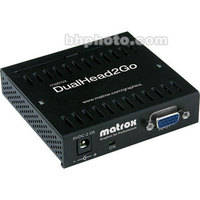 Matrox DualHead2Go External GXM for Windows