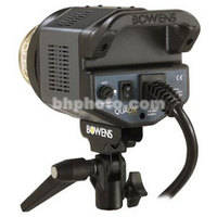 Bowens QuadX Flash Head with 250W Modeling Light