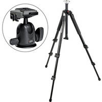 Manfrotto 190XB Tripod with 496RC2 Ball Head Kit