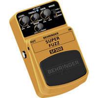 Behringer SF300 Super Fuzz Distortion Pedal