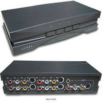 RF-Link AVS-41 4x1 A/V Switcher with S-Video
