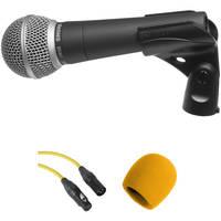 Shure SM58 Cardioid Microphone Kit