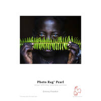 """Hahnemuhle Photo Rag Pearl Paper (320gsm) - 36"""" Wide Roll - 39' Long"""