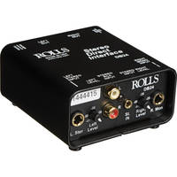 Rolls DB24 - Stereo Direct Interface