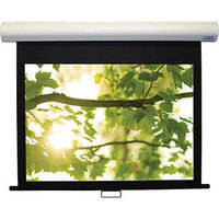 "Vutec 01-HD3086-115MW HD III Deluxe Manual Front Projection Screen (86 x 115"")"