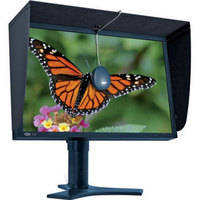 """LaCie 526 25.5"""" Widescreen LCD Monitor with Blue Eye Pro Colorimeter"""