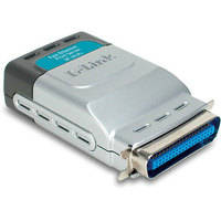 D-Link DP-301P+ Print Server for Parallel Printer