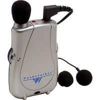 Williams Sound PKT D1-E14 - Pocketalker Ultra Personal Amplifierwith EAR 014 Dual Mini Earbud