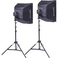 Interfit Super Cool-lite 5 Two Light Kit (120V AC)