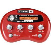 Line 6 Pocket POD - Portable Amp and Effects Modeler for Guitar