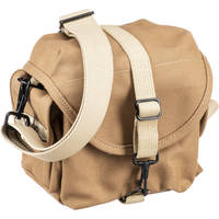 Domke F-8 Small Canvas Shoulder Bag (Sand)