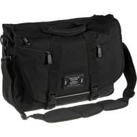 Tenba Messenger: Large Photo/Laptop Bag (Black-Engraveable)