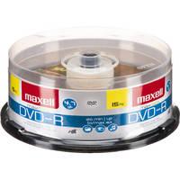 Maxell DVD-R 16x Disc (15)