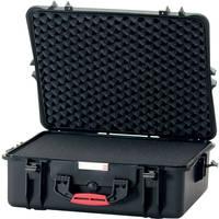 HPRC 2700F Hard Case with Cubed Foam Interior (Black)