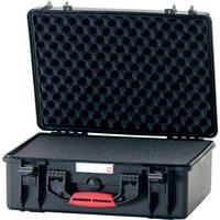HPRC 2500F HPRC Hard Case with Cubed Foam Interior (Black)