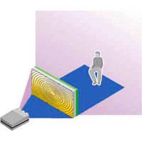 "Da-Lite Polacoat Rear Screen, Da-Glas Substrate,50.5 x 67.25"""