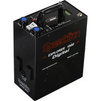 Speedotron 1500 W/S Digital Explorer