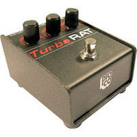Pro Co Sound Turbo RAT - Compact Guitar Distortion Pedal