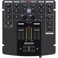 Denon DJ DN-X120 2 Channel DJ Mixer