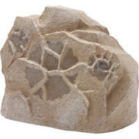 "Boston Acoustics VRS8T2S Voyager 8"" Outdoor Rock Speaker (Sandstone)"