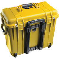 Pelican 1447 Top Loader 1440 Case with Office Divider (Yellow)