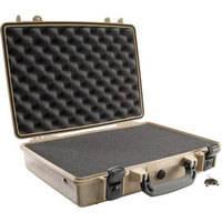 Pelican 1470 Computer Case with Foam (Desert Tan)