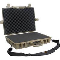 Pelican 1495 Laptop Computer Case with Foam (Desert Tan)