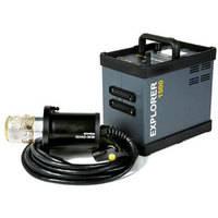Bowens Explorer 1500 Portable Battery Generator - 1-Head Kit