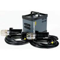 Bowens Explorer 1500 Portable Battery Generator - 2-Head Kit