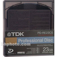 TDK XP23Q 23.3 Gigabyte Hard Disk Recording Medium