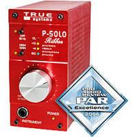 True Systems P-SOLO Ribbon - Microphone Preamplifier