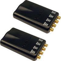 Intelix AVO-V3AD-F Digital Audio and Component Video CAT-5 Balun (Pair)