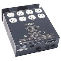 NSI / Leviton Digital Dimmer, DMX Relay Pack - Four Channels (240VAC)